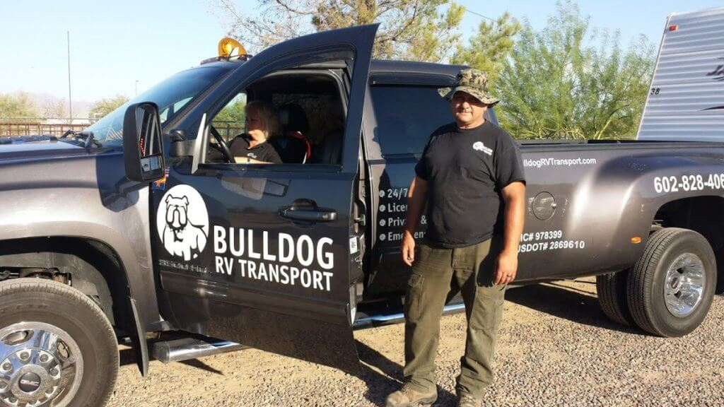 Jul 1 - Bulldog RV Transport 1