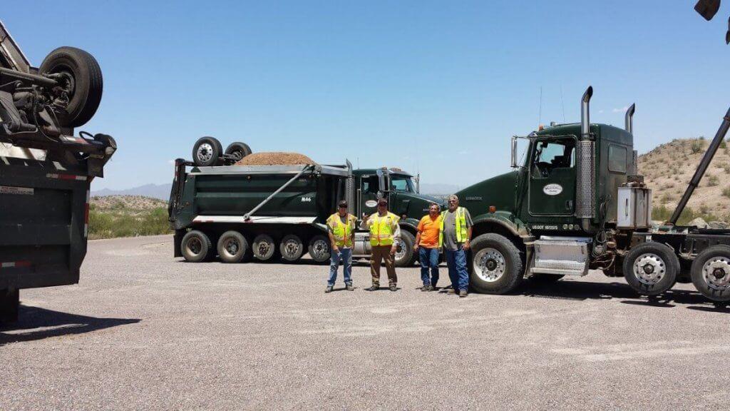 Mundall Trucking Jul 27 4