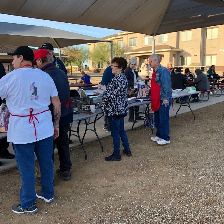 Veteran's Charity Event Buckeye, AZ- Up By Their Bootstraps