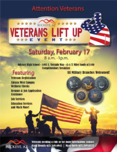 Veterans Lift Up Feb 2018