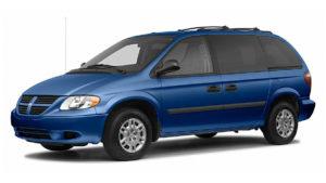 2007 Dodge van